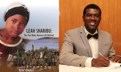 Why Leah Sharibu Should Get Nobel Prize - Reno Omokri
