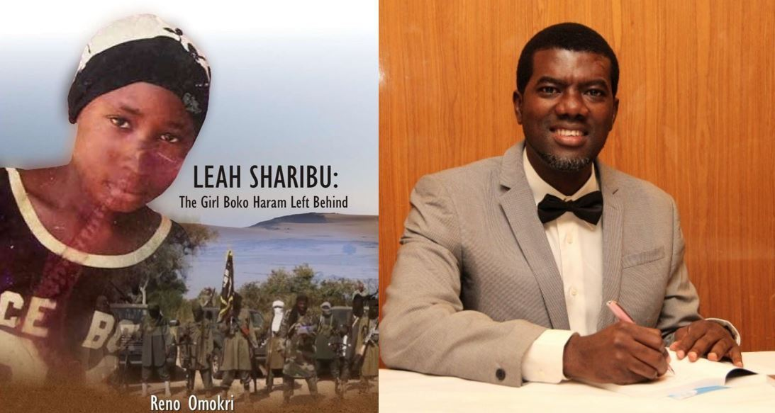 What Reno Omokri Said About Making Money With Leah Sharibu's Name
