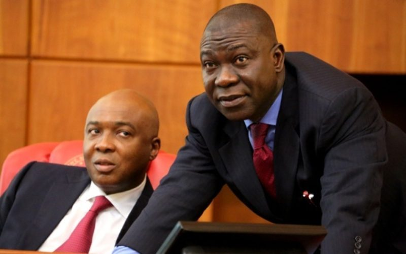 What Ekweremadu Told Me About IPOB's Attack - Saraki