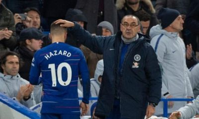 Why Chelsea Cannot Keep Hazard - Sarri