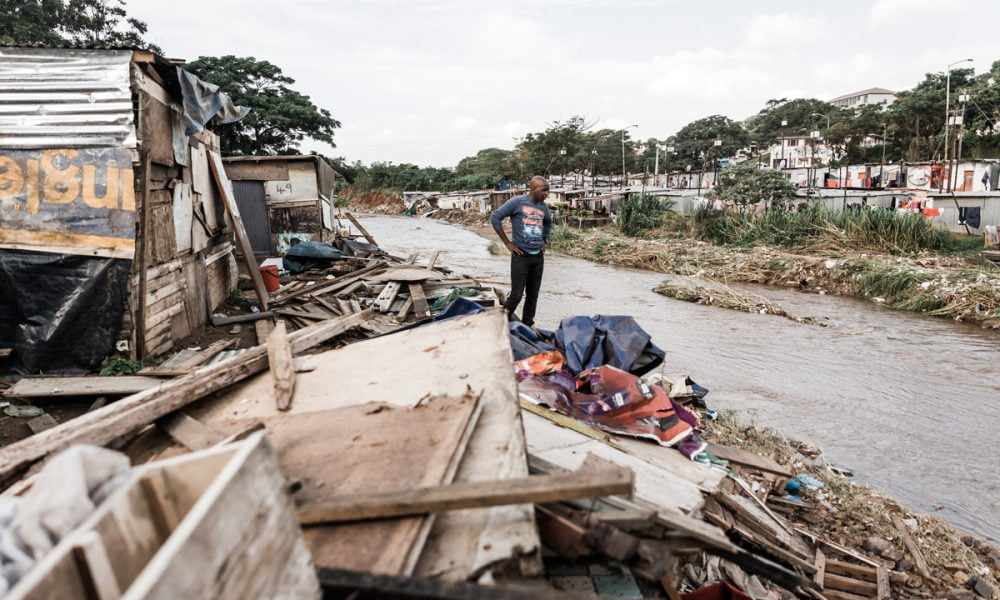 South Africa 1000x600 - At Least 70 Killed, 1000 Displaced After Flood In South Africa