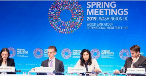 Spring Meeting - IMF Steps Up Projection For Nigeria