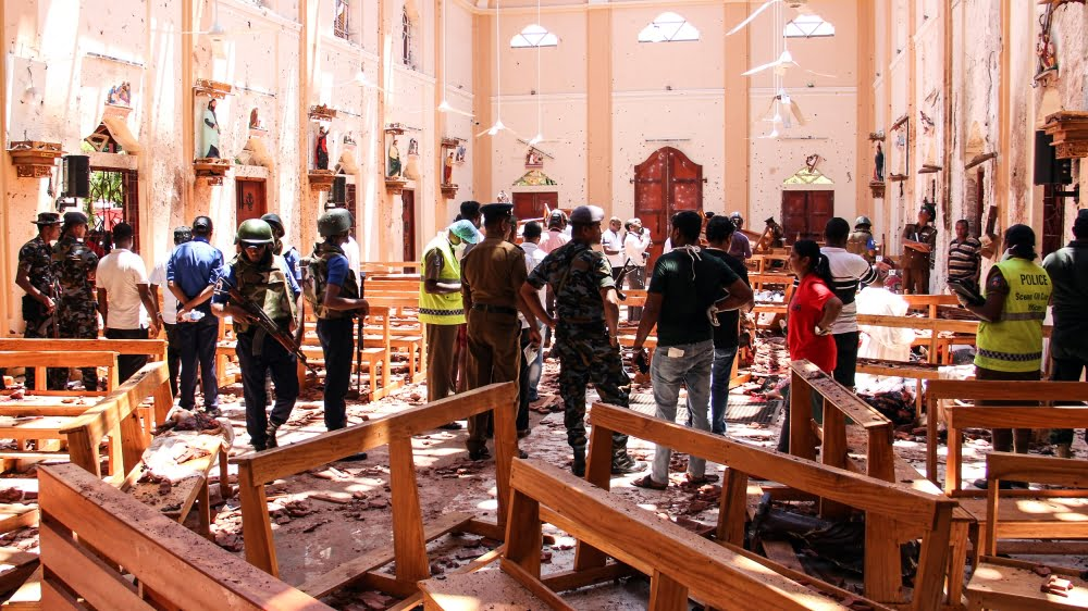 Srlanka - Here Are Six Things You Need To Know About The Bomb Attack In Sri Lanka