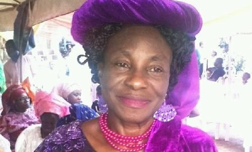 Stella Oyedepo - National Theatre GM, Stella Oyedepo, Dies In Car Crash