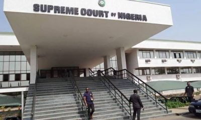 Supreme Court rules on HDP's case against Buhari