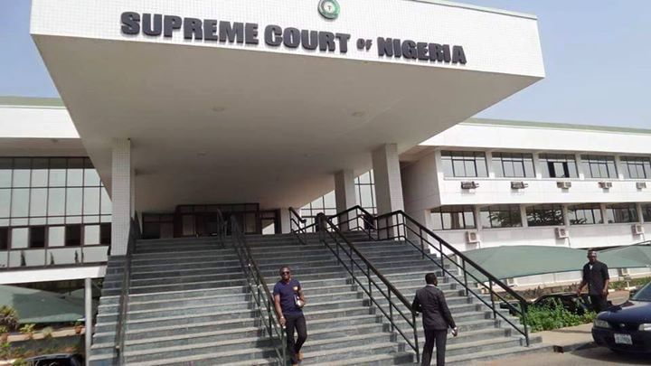 Supreme Court of Nigeria 1 - Supreme Court Gets Records On Appeal By Zamfara Gov-elect
