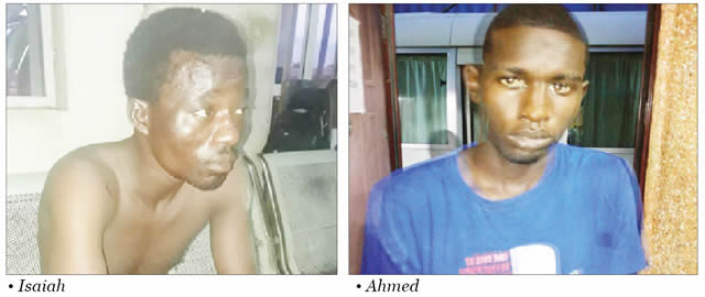 Traditional ruler's son arrested  - Traditional Ruler's Son Arrested For Murder In Lagos State