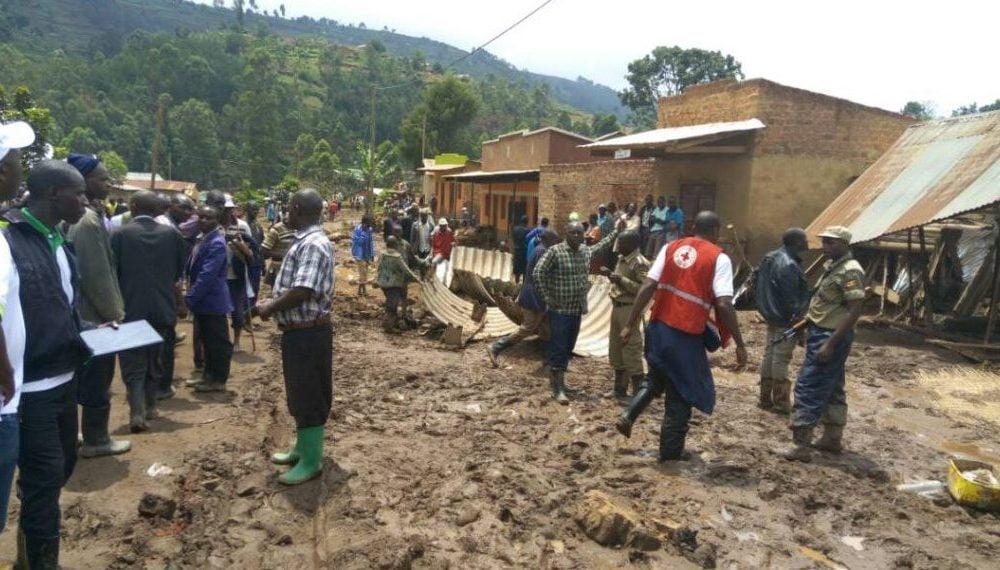 Uganda flooding 1024x570 1000x570 - Uganda: Heavy Rainfall Kills Seventeen People, Including Children