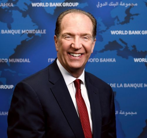 David Malpass, World Bank, Sub-Saharan Africa