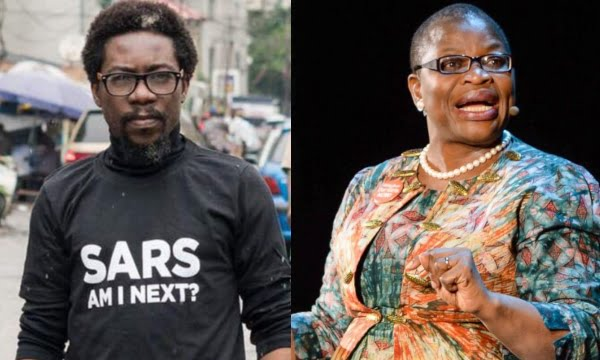 You are not emotionally mature you need emotional intelligence Segalink slams Oby Ezekwesili unclesuru - #EndSARS Convener, Segalink Responds To Ezekwesili's 'Attacks'