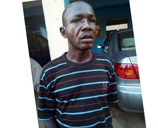 adenuga - Police Arrest Lover Who Set Ex's Family Ablaze
