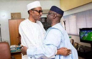 buhari bakare 300x194 - Adeboye Advised Me To Accept After Ezekwesili Rejected Being Buhari's Running Mate – Tunde Bakare