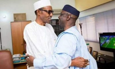 Why I Will Never Give Up On Buhari – Bakare