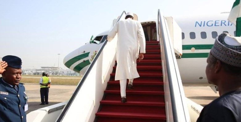 Nigerians React To Buhari's 'Private Visit' To UK