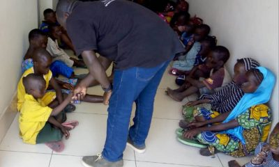 children-from-Nigeria-Burkina-Faso-Benin-Togo-among-rescued-220-human-trafficking-victims-unclesuru-2