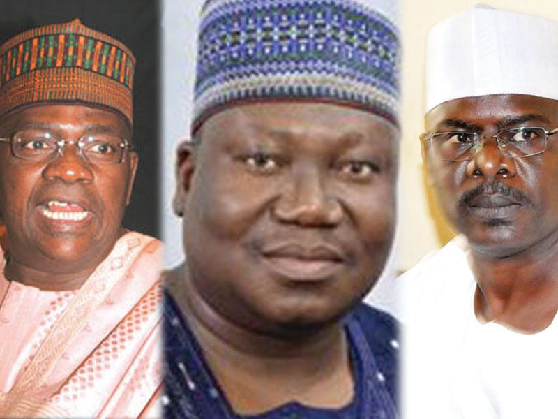 d094a703 senate president for the 9t 800x600 - Buhari To Hold 'Frank' Meeting With Ndume, Goje Over Senate Presidency
