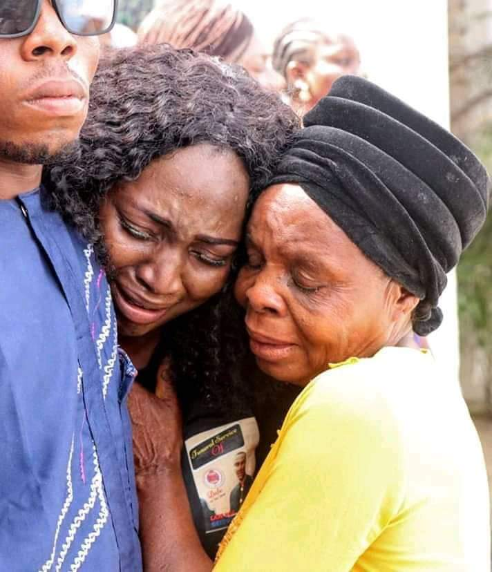 facebook 1555090830521 - Bayelsa State: Tears As Family Members Bury Victims Of 2019 Election Violence