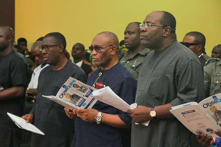facebook 1555090962074 - Bayelsa State: Tears As Family Members Bury Victims Of 2019 Election Violence