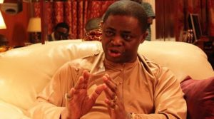 fani blast 300x167 - US Election: Reactions As Fani-Kayode Labels Biden A Puppet, Kamala As Jezebel