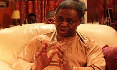 What Fani-Kayode Said About Onnoghen's Dismissal As CJN