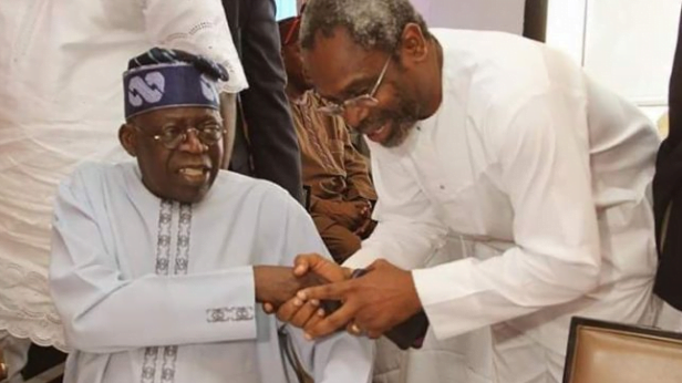 gbaja tinubu - Revealed! How Tinubu, Oshiomhole Are Planning Fake Buhari's Endorsement For Gbajabiamila