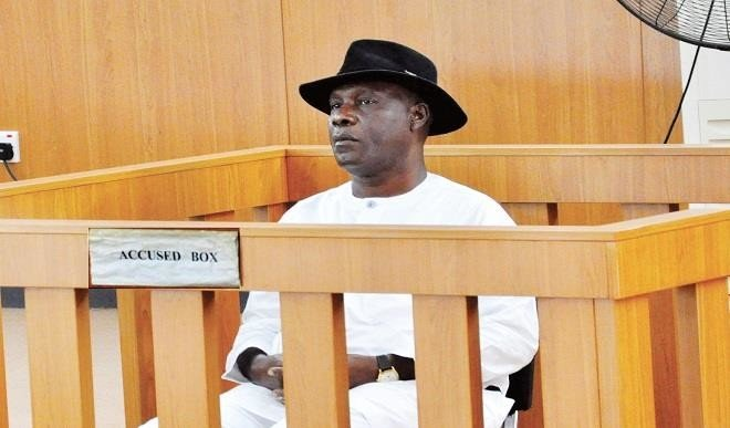 godsday orubebe - Flash Back: Remembering The CCT Cases Of Four Prominent Politicians In Nigeria