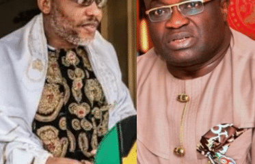 Ibeku Kingdom: Return To Nigeria In 21 Days Or... Ikpeazu Warns Nnamdi Kanu