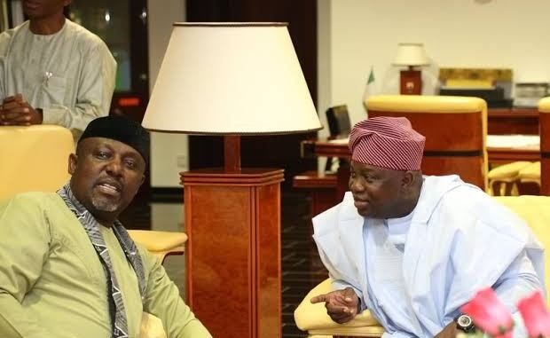 images 3 4 - SERAP Cries Out Over N2.06BN To Be Paid To Out Going Govs. Okorocha, Ambode, Others, Aside From Retirement Benefits