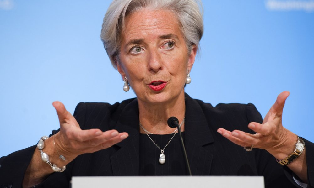 imf 1000x600 - IMF Warns Nigeria, Others Against Taking Loans From China