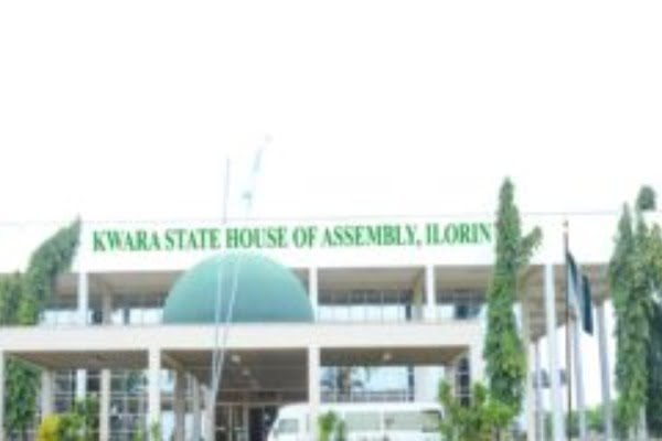 kwara assembly - Heavy Rain Fall Destroy Five Offices In Kwara State House of Assembly