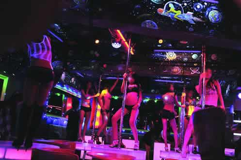 red zone street - FG Reacts To Raid Of Strippers Clubs In Abuja