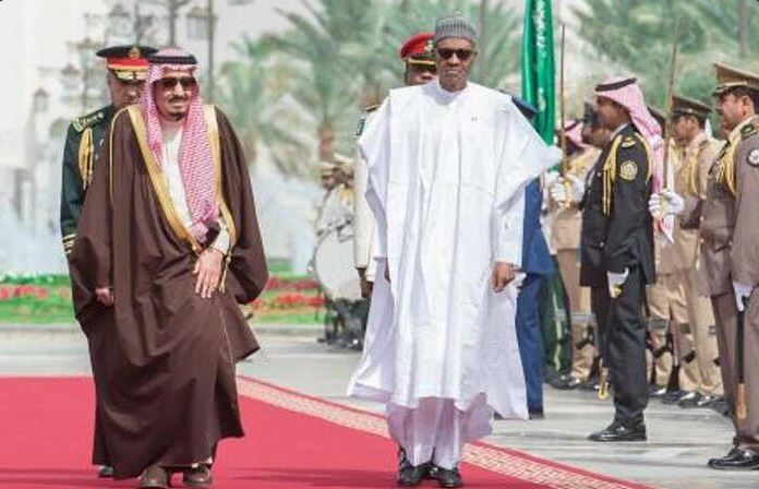 salman - Saudi King Approves Planned Multiple Oil Investment Pact with Nigeria