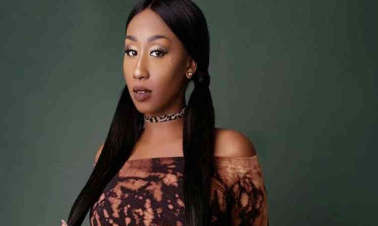 vic kimani - Victoria Kimani Reveals The Type Of Man She Wants