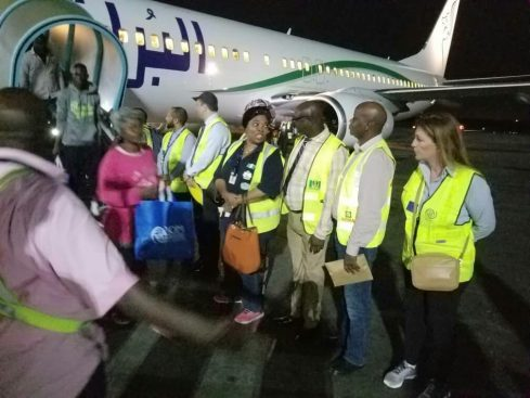 wp 1554276421480442941492 489x367 - 236 Nigerians Return From Libya In One Day