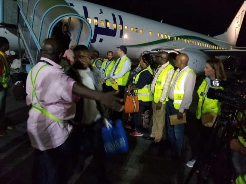 wp 1554276421748 1742663 489x367 1 - 236 Nigerians Return From Libya In One Day