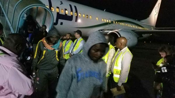 wp 1554276421945994192489 600x338 - 236 Nigerians Return From Libya In One Day