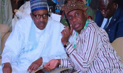 Buhari 'Drops' Amaechi From 'Next Level' Cabinet
