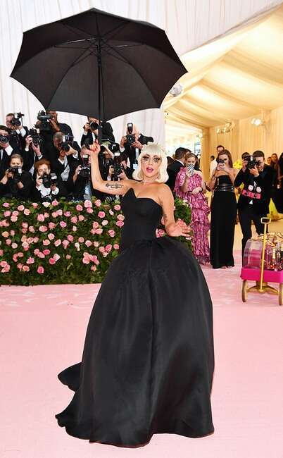 2out - Met Gala 2019: From 4 Outfits Of Lady Gaga To The Kardashians As Stars Sizzle On The Red Carpet (Photos)