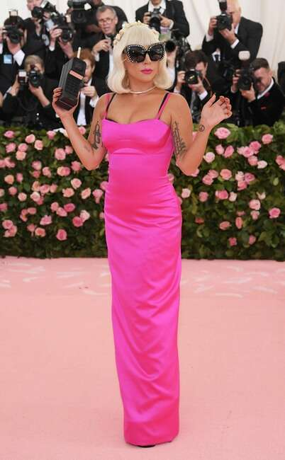3out - Met Gala 2019: From 4 Outfits Of Lady Gaga To The Kardashians As Stars Sizzle On The Red Carpet (Photos)