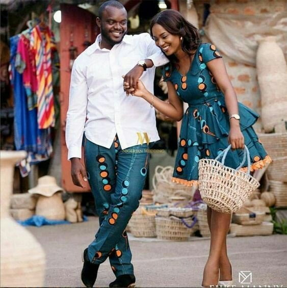 50745289 294306184613379 1229424175047770112 n - Trendy Ankara Latest Designs And Styles For Couples