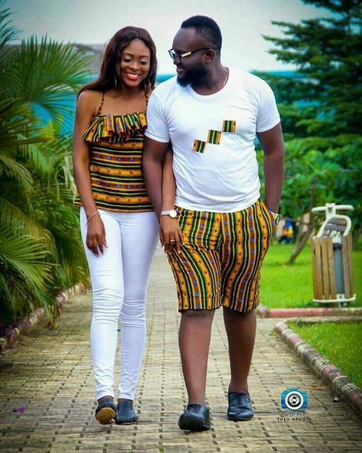 51003423 294305151280149 345806530173468672 n - Trendy Ankara Latest Designs And Styles For Couples