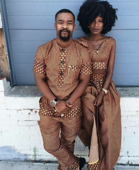 59735362 809820322722625 3269354686540414976 n - Trendy Ankara Latest Designs And Styles For Couples