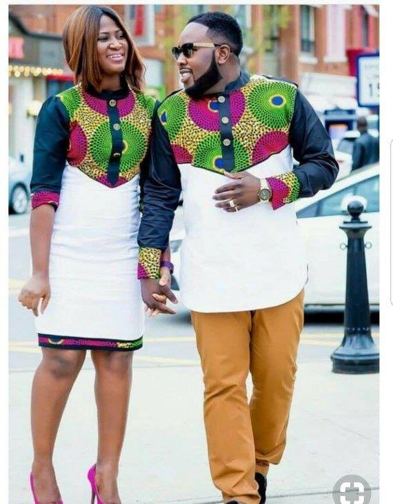 59833935 809820096055981 694726748427780096 n - Trendy Ankara Latest Designs And Styles For Couples