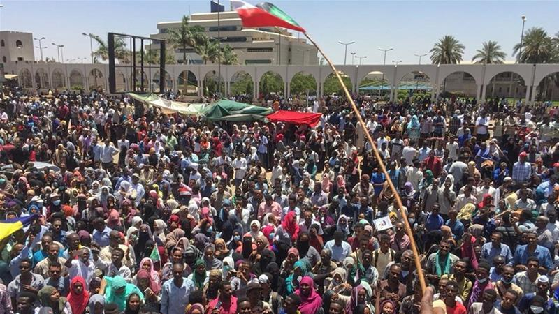 77b6b3f6439049fd927d524ce80acab8 18 - Six Persons Killed, Others Injured As Soldiers Tried To Stop Protests In Sudan