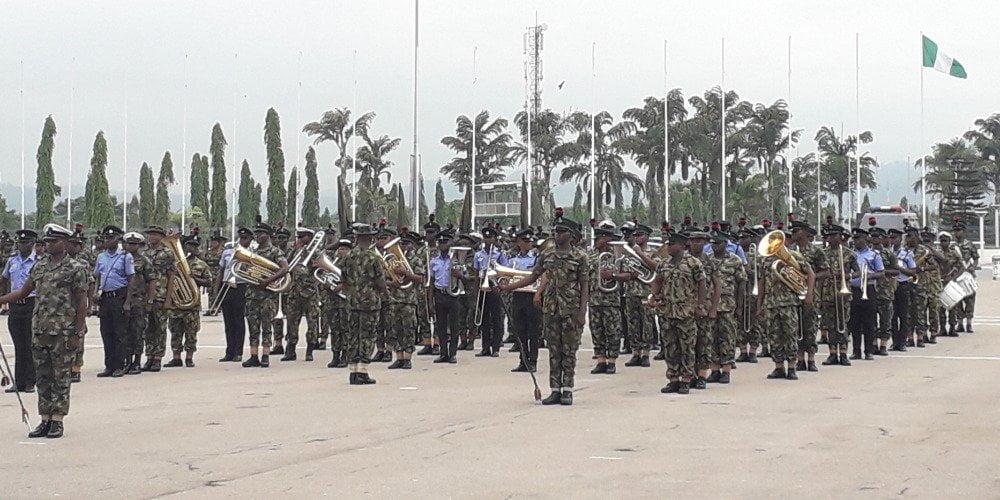 96qzAJ6o - Photos: Military Show Nigerians What To Expect On Democracy Day