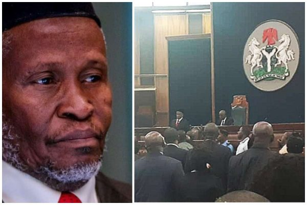 Acting CJN - Latest Election Tribunal News For Wednesday, September 25th, 2019