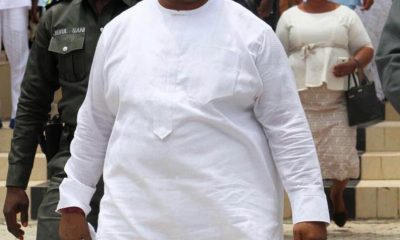 Nigerians React As Police Arrest PDP's Adeleke