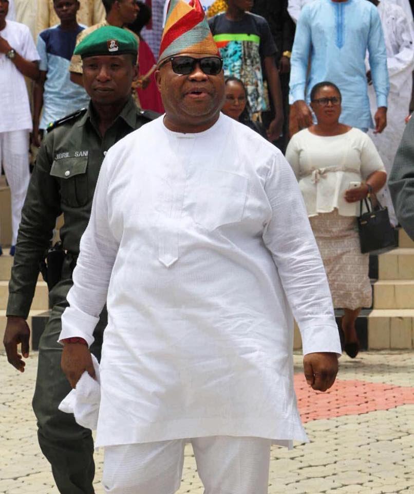 Nigerians React As Police Arrest PDP's Adeleke