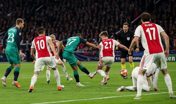 Ajax vs Tottenham LIVE 1861618 - UCL #ThrowBack: What Happened The Last Time We Had An All English Champions League Final (Photos)