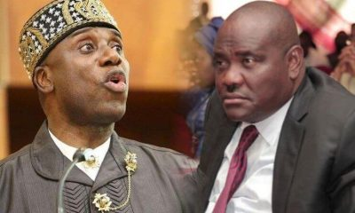 Rivers: Amaechi Denies Being At War With Gov Wike